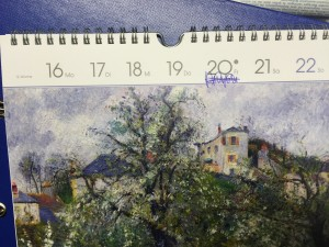Nosso calendário e a primavera descartada...